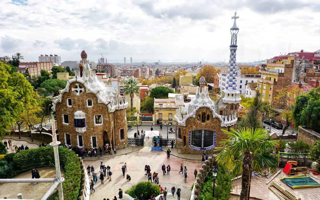 Park Güell – Barcelona with Kids | Travel Spain