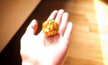 Knowing The Panellets Catalan Almond Sweet!