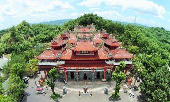 Taiwan Longqi Wenheng Temple
