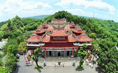 The Most Multicultural Religious Sites – Longqi Wenheng Temple | Travel Taiwan