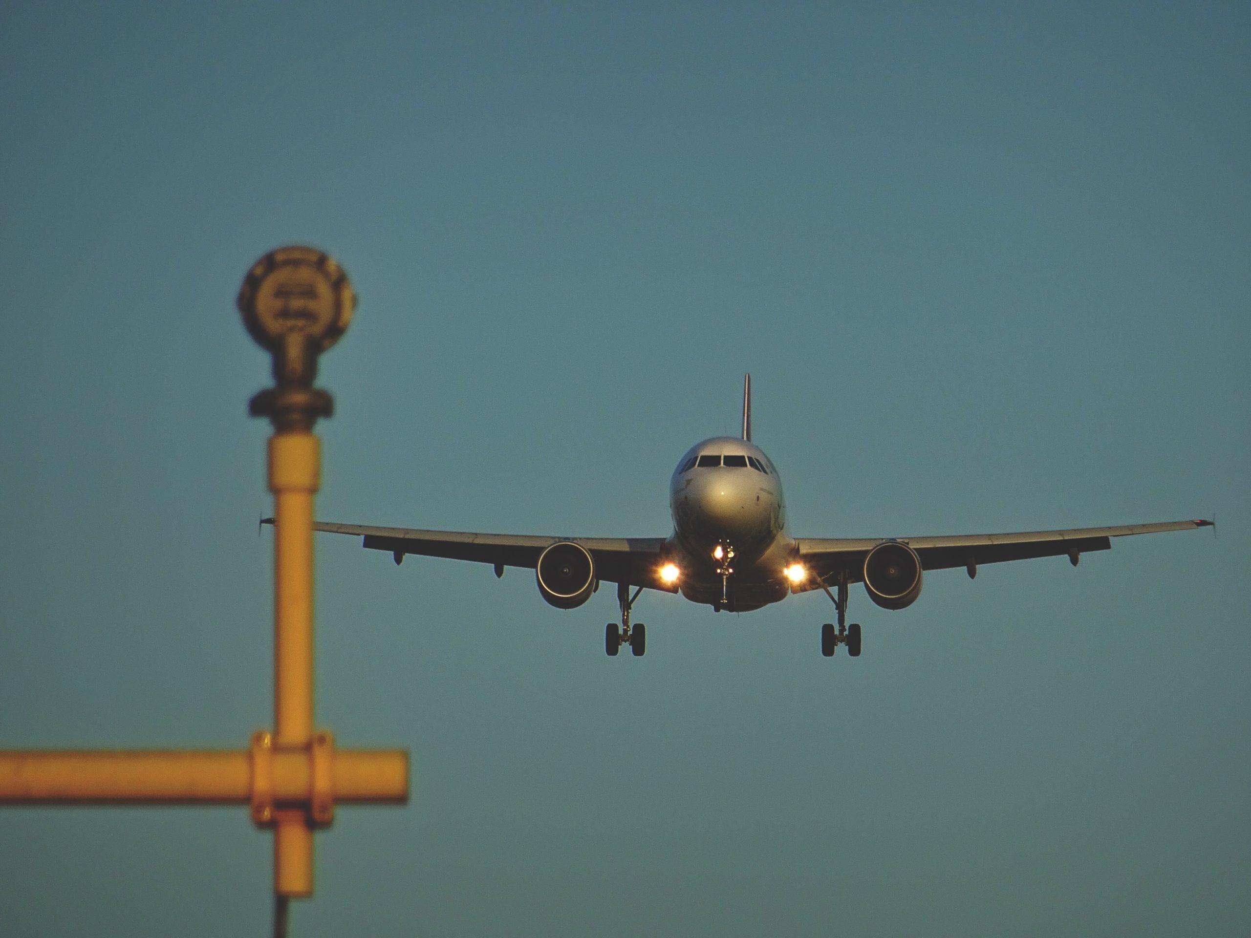 Landing Barcelona