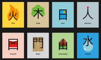Teaching Young Multicultural Kids Chinese Characters