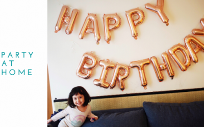 Birthdays in a Multicultural Family – Party at Home