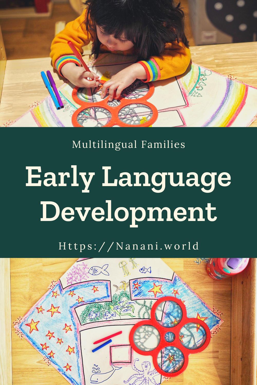 Early Language Development in Multilingual Kids