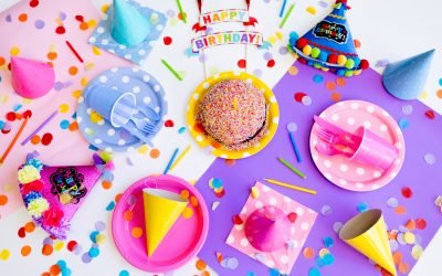 Fun Birthdays in a Multicultural Family – Party at Home