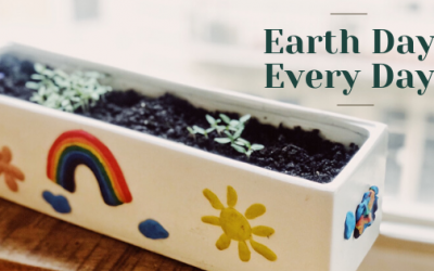 Earth Day Every Day | Growing Tomatoes