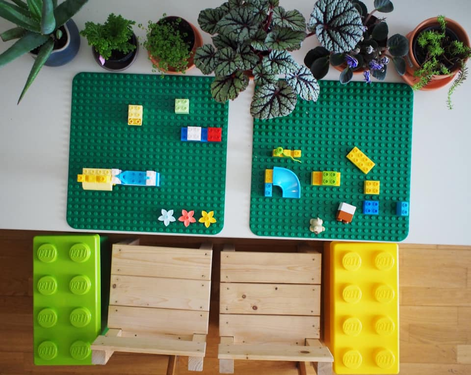 LEGO: Fun Language Learning Toys for Multilingual Child