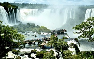 Foz do Iguaçu | UNESCO World Heritage Brazil Travel
