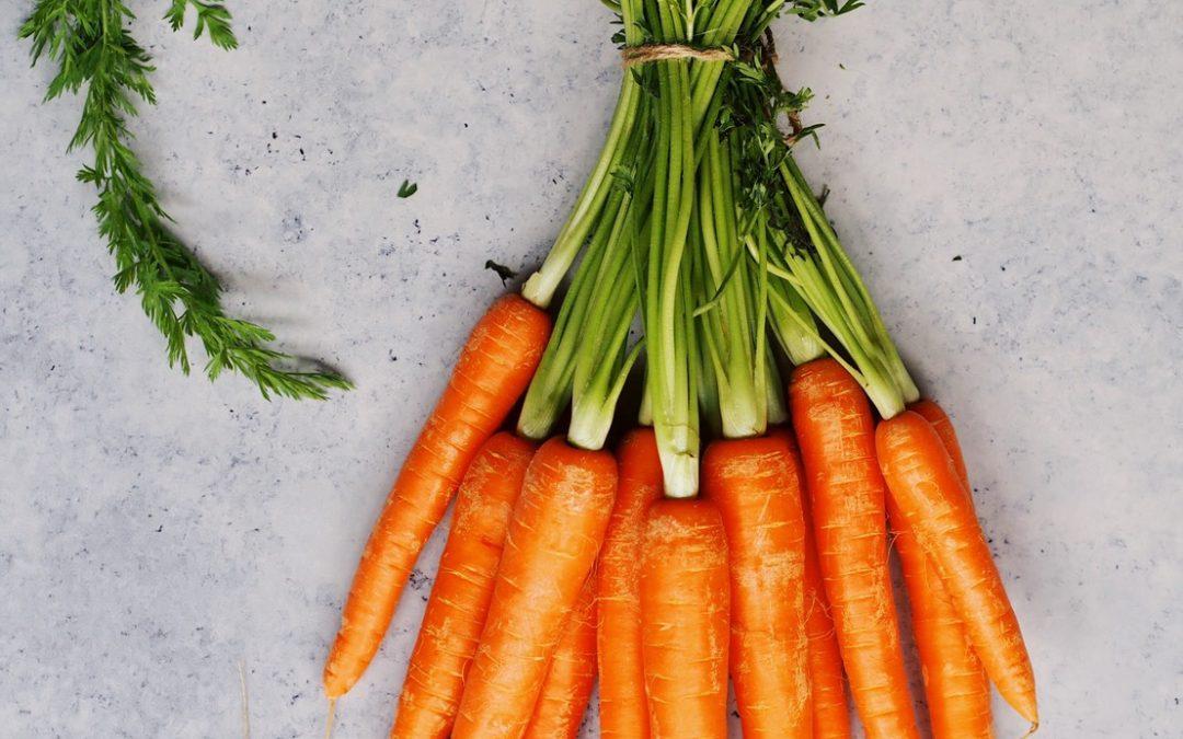 Glazing Organic Carrots | Snack Time