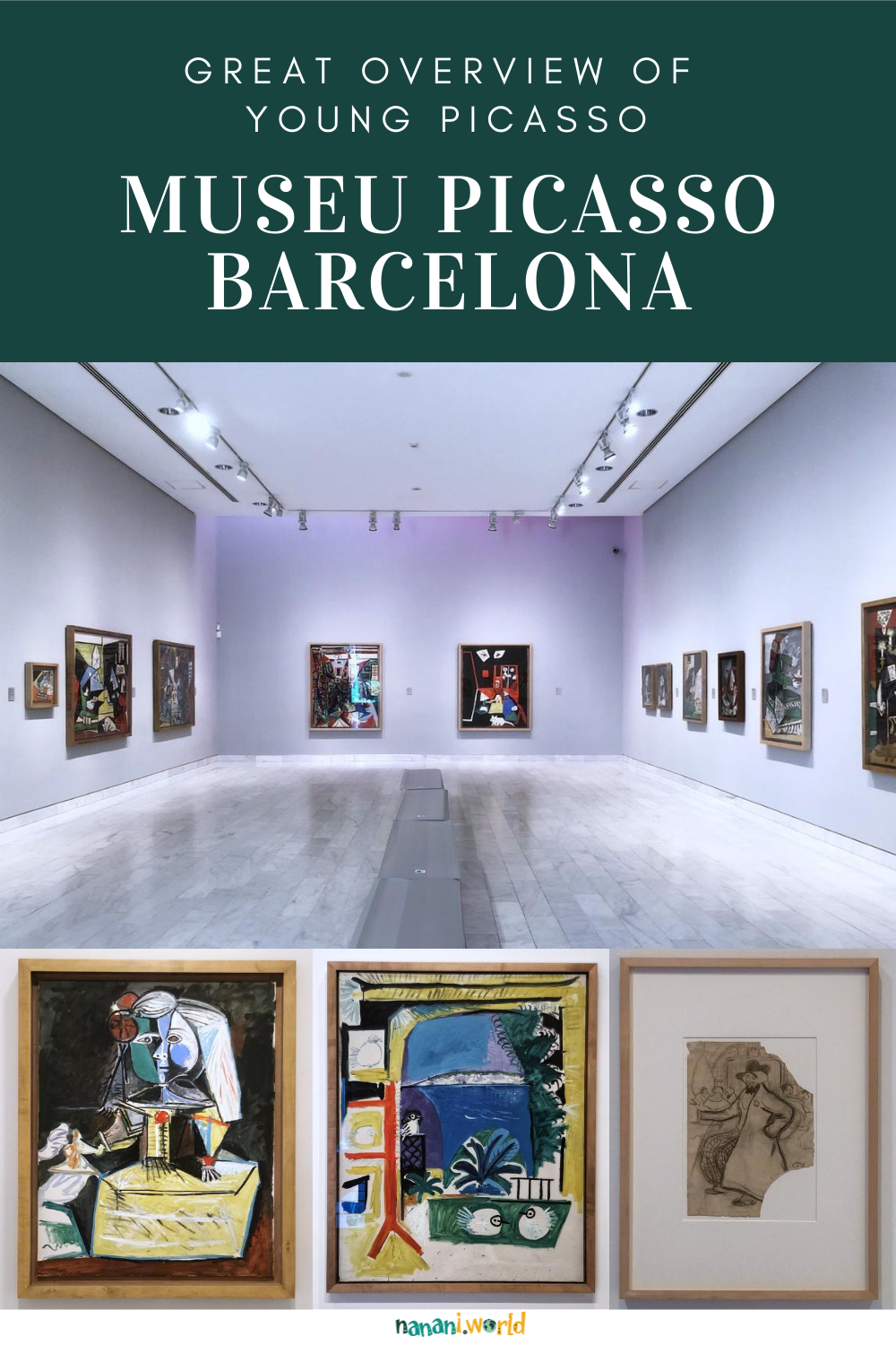Museu Picasso Barcelona: Great Overview of Young Picasso