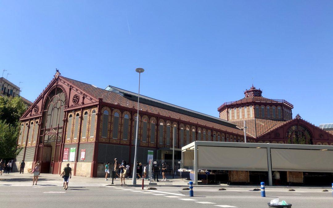 The Most Authentic Mercat de Sant Antoni Barcelona