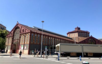 The Most Authentic Mercat de Sant Antoni Barcelona