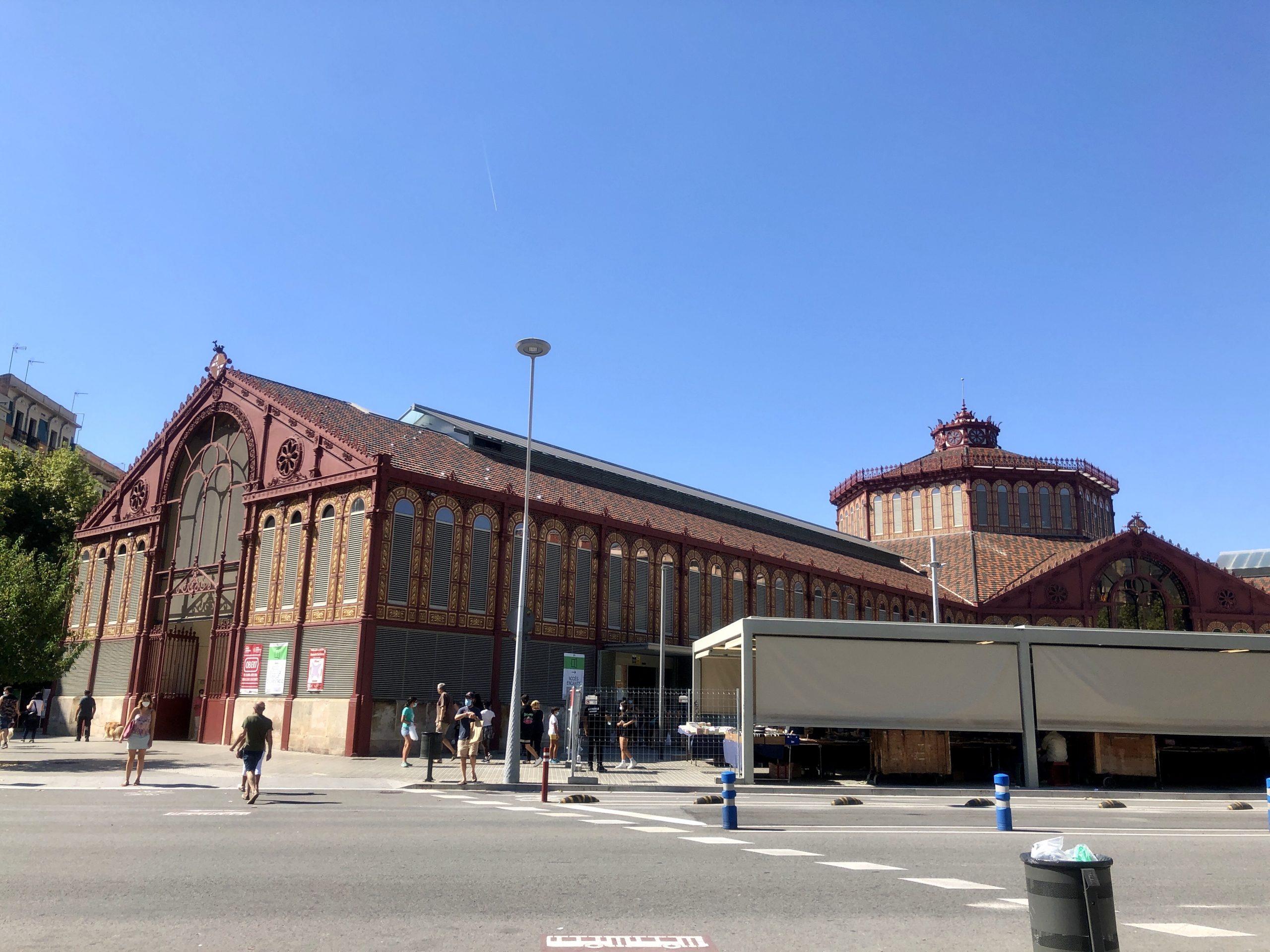 Mercat de Sant Antoni Barcelona