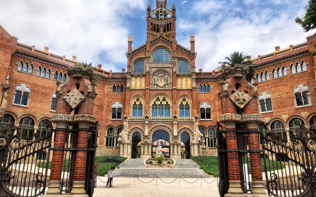 Hospital de Sant Pau Barcelona | UNESCO World Heritage Site