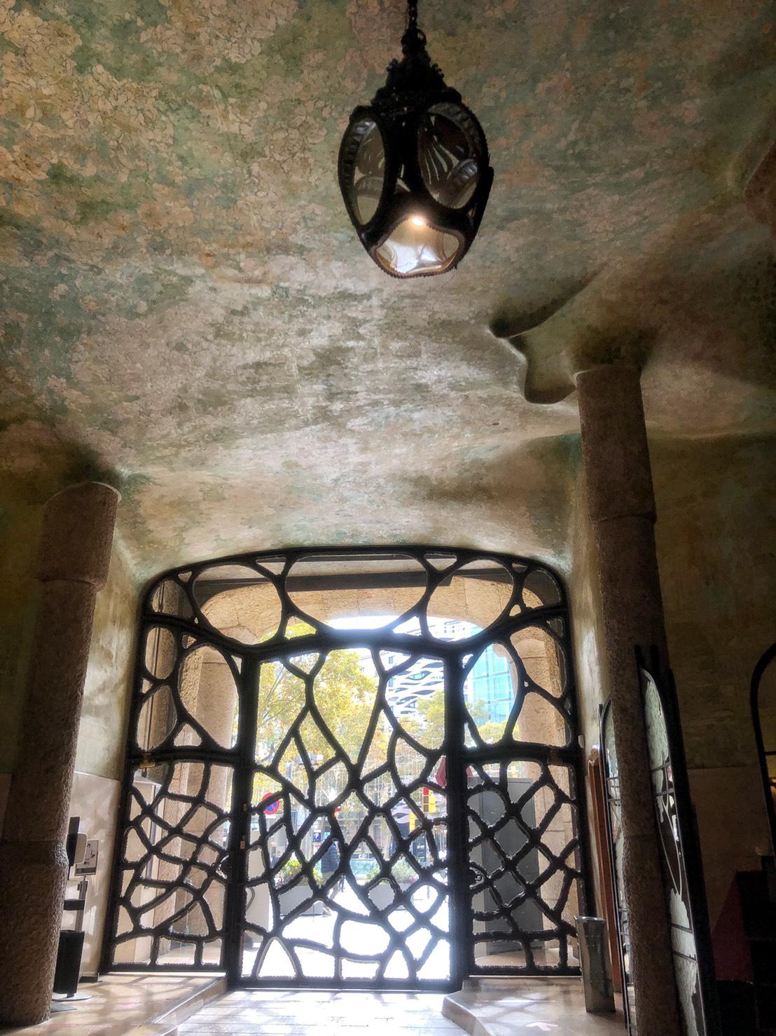 La Pedrera (Casa Mila): Antoni Gaudi's last civil work, UNESCO World Heritage Site
