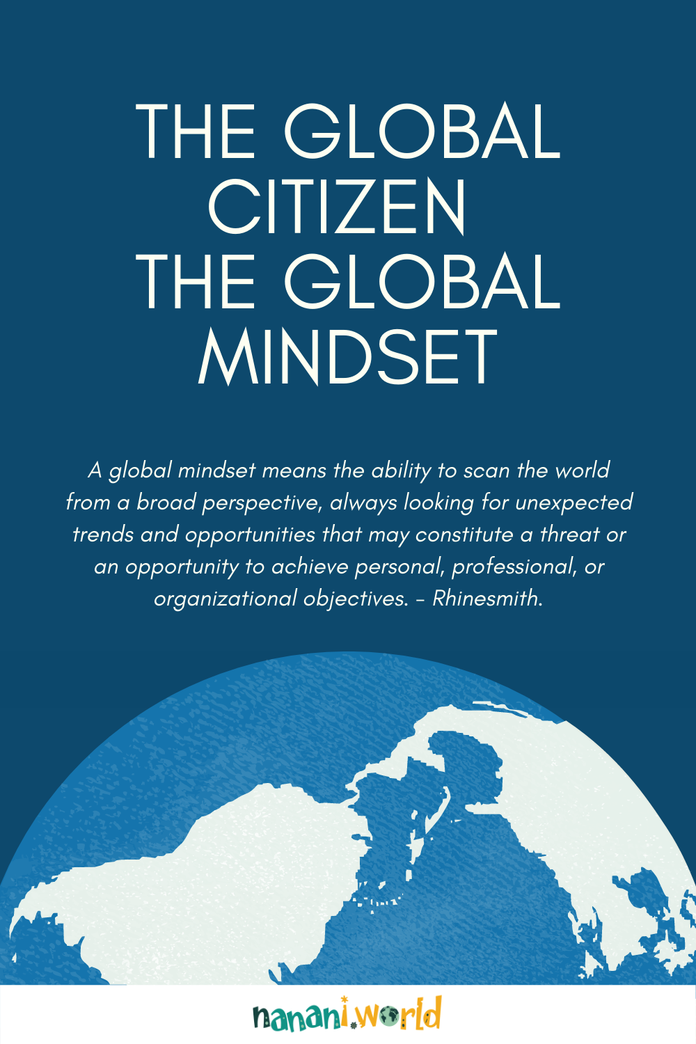 The Global Citizen the Global Mindset