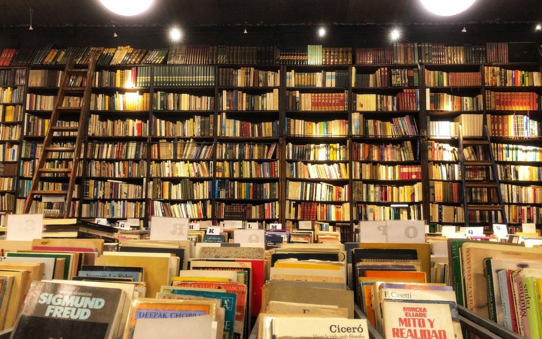 Top 6 Second-hand Bookshops in Barcelona