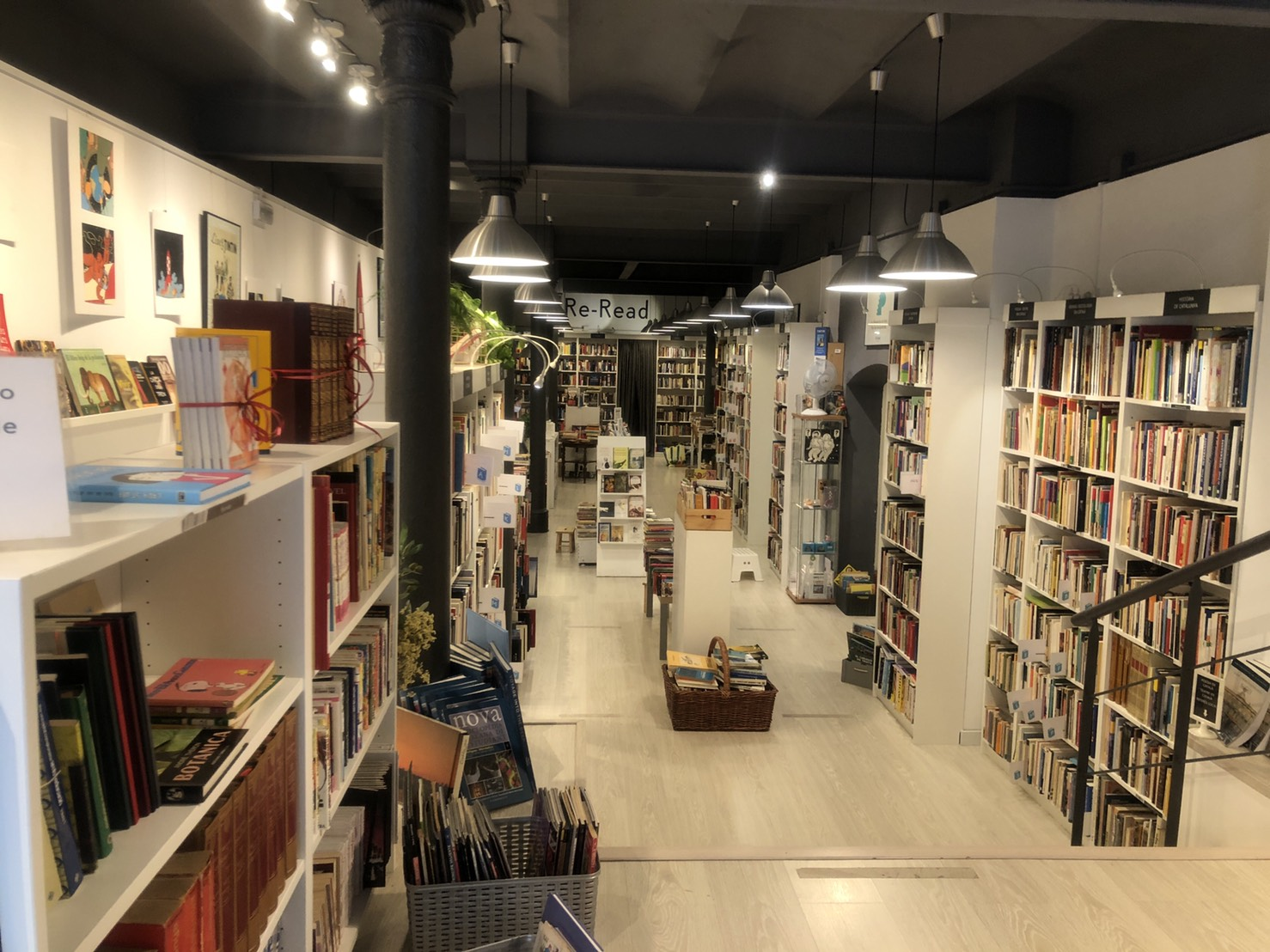 Top 6 Second-hand bookshop in Barcelona